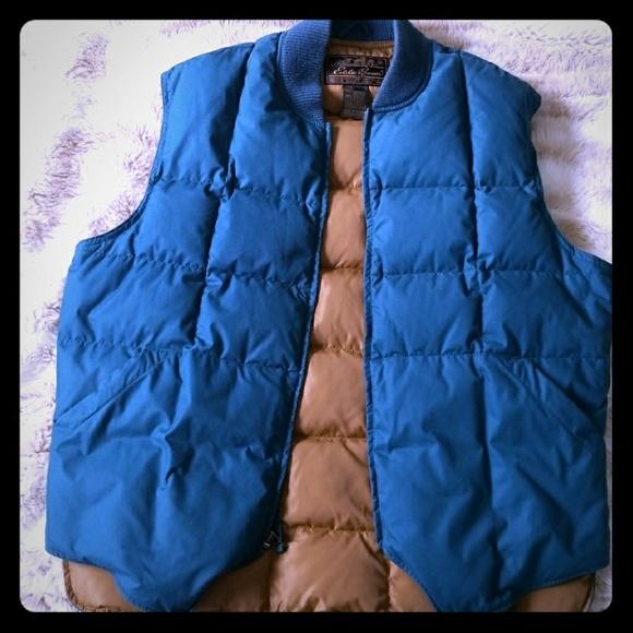 61ae944f6a2 Vintage Eddie Bauer Down Vest